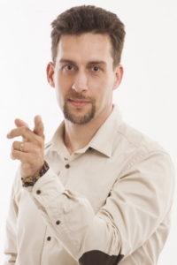 Temesvári Richárd mikrovállalati online marketing tanácsadó