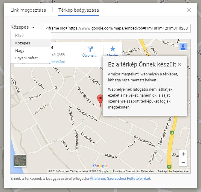 google-terkep-beagyazas-2